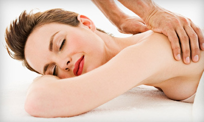 Total BodyWorks - Cabot: 95-Minute Holiday Relaxation Package or Two 45-Minute Therapeutic Massages at Total BodyWorks in Cabot (Up to 54% Off)