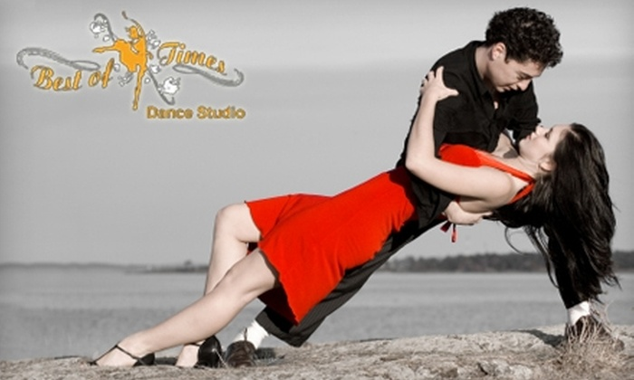 Dance Place Miami - Hallandale Beach: $30 for Five Group Lessons at Dance Place Miami ($60 Value)
