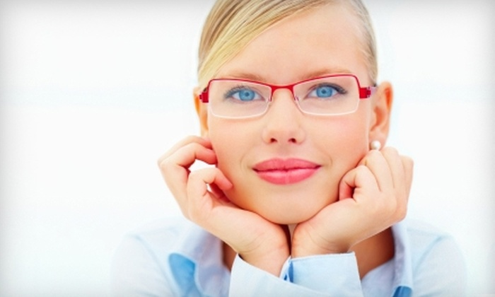 Visual Health Doctors of Optometry - Multiple Locations: $59 for an Eyeglass Exam and $225 Toward Prescription Eyeglasses at Visual Health Doctors of Optometry ($351 Value)