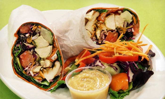 JuiceBerry Organic and Natural Food - Boynton Beach: $10 for $20 Worth of Juice, Smoothies, and Healthy Café Food at JuiceBerry Organic and Natural Food