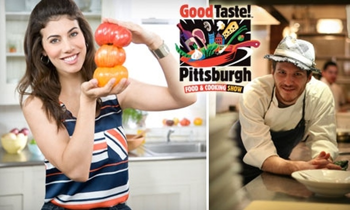 GoodTaste! Pittsburgh - Monroeville: $10 for One Single-Admission Ticket to GoodTaste! Pittsburgh ($16.25 Value)