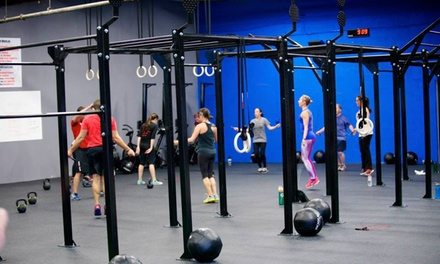Up to 70% Off Cross Fit at Dale Mabry CrossFit
