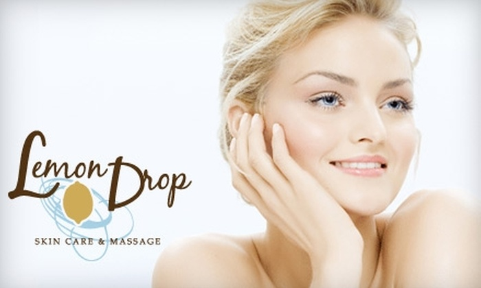 Lemon Drop Skincare & Massage - Kent: $30 for $65 Worth of Massage and Skincare Services at Lemon Drop Skincare & Massage