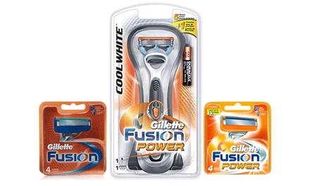 Gillette Fusionscheermesjes