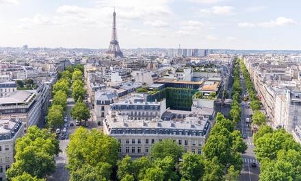 ✈París: 2, 3 o 4 noches con desayuno, tour en español, vuelo de ida y vuelta y opción a acceso a Torre Eiffel para 1