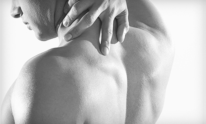 Recovery Chiropractic - Gilbert: Consult and 1 or 3 Adjustments, Massages, and Interferential-Therapy Sessions at Recovery Chiropractic (Up to 74% Off)