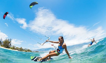 Three-Hour Beginners' Group Kitesurfing Lesson for One ($79) or Two People ($158) with Prokite (Up to $398 Value)