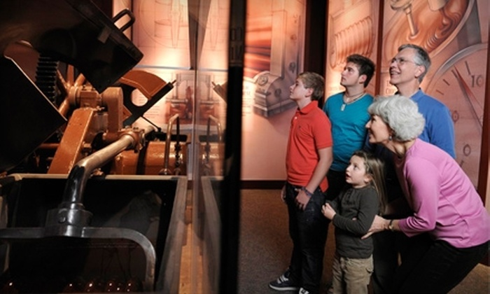 The Hershey Story, The Museum on Chocolate Avenue - Derry: $20 for Four Tickets to The Hershey Story, The Museum on Chocolate Avenue