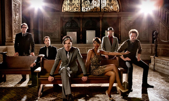 Fitz and the Tantrums - Central Business District: $12 for One Ticket to See Fitz and the Tantrums at The Social on October 30 at 7 p.m. (Up to $24.20 Value)