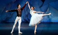 """2 Tickets für """"Der Nussknacker"""" aufgeführt vom Klassischen Russischen Ballett in verschiedenen Städten(bis 52% sparen)"""