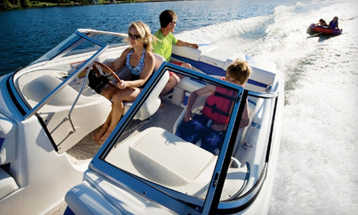 Your Boat Club - Stillwater: Boat Uses on a Weekday, Weekday and Weekend, or $1,200 Toward Membership to Your Boat Club in Stillwater