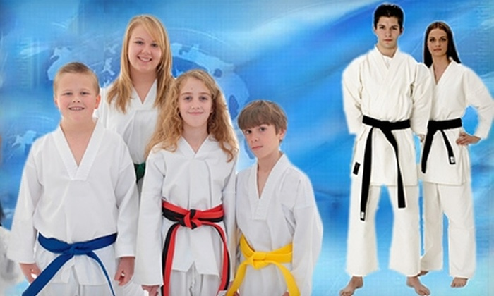 Morrison Family Karate - Westminster: $25 for One Month of Unlimited Classes and Uniform at Morrison Family Karate (Up to $129.99 Value)