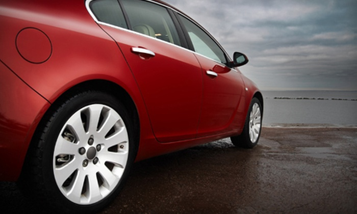 Detail Systems - Riviera Villas,Western San Diego: $125 Worth of Mobile Auto Detailing