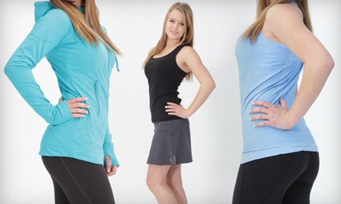 Serenity Apparel - Wildwood: $20 for $40 Worth of Women's Yoga Wear and Accessories at Serenity Apparel