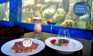 The Amazon Basin: Desserts and Cocktails for Two ($29) or Four People ($55) at The Amazon Basin, Glenelg East (Up to $140 Value)