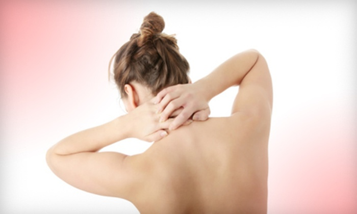 Titan Chiropractic - Maize: $39 for Electrical Acupuncture and Chiropractic Therapy Session at Titan Chiropractic ($410 Value)
