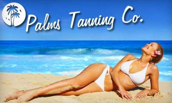 Palms Tanning Co. - Briarwood: $12 for One Mystic Tanning Session at Palms Tanning Co. ($25 Value)