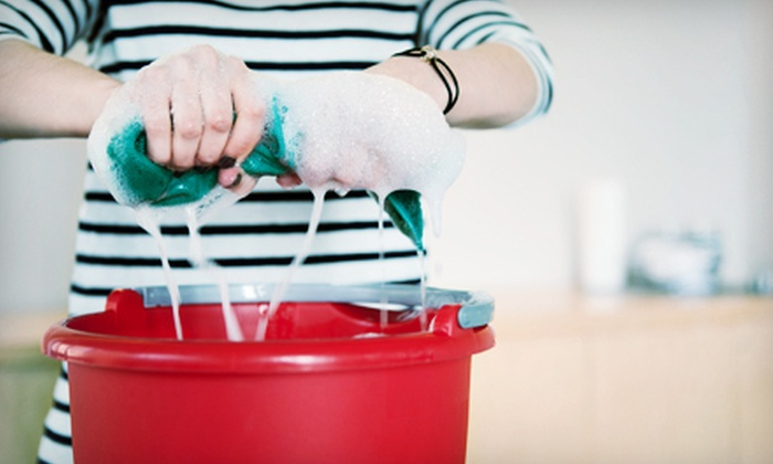 Snap Cleaning - Shreveport / Bossier: One, Two, or Four Three-Hour Housecleaning Sessions from Snap Cleaning (Up to 56% Off)