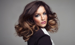 Intrigue Salon: Blowout with Optional Partial or Full Foil at Intrigue Salon (Up to 50% Off)