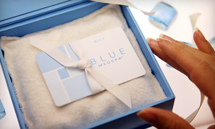 Blue MedSpa - Midtown: $25 for $50 Gift Card to Blue MedSpa