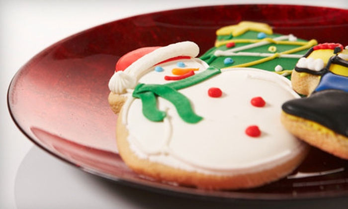 Sweets Unlimited - Glendale: $49 for a Two-Hour Holiday Cookie and Cupcake Decorating Class at Sweets Unlimited ($100 Value)