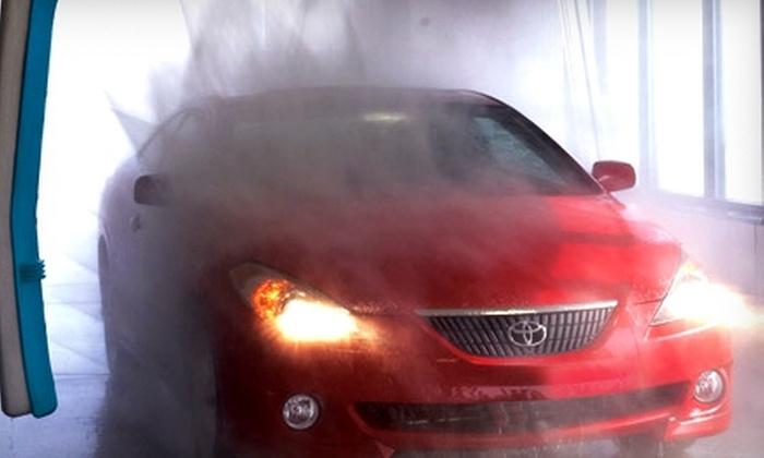 Laserwash of Urbandale - Urbandale: $15 for Three Platinum Car Washes at Laserwash of Urbandale ($30 Value)