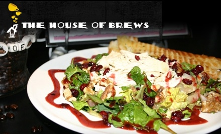 $20 Groupon to The House of Brews - The House of Brews in San Fernando
