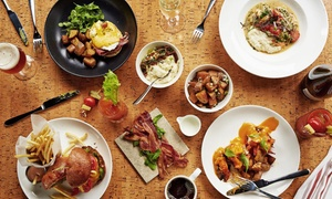 Bin 36 - Jefferson Street: Modern American Cuisine During Dinner, or Brunch for Two or Four at Bin 36 (Up to 50% Off)