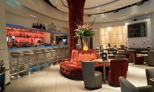 Eaton Square Bar: Sharing Platter with Two or Four Cocktails at Eaton Square Bar (Up to 59% Off)
