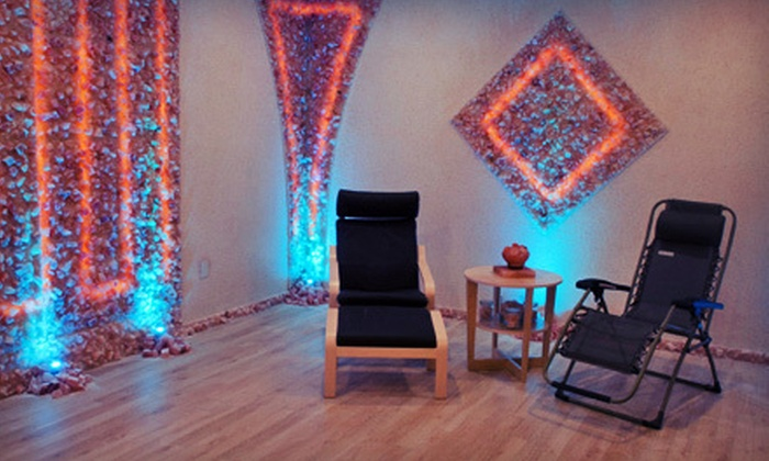 Salt Room Millenia - Orlando: One, Three, or Five Salt-Room Therapy Sessions at Salt Room Millenia (Up to 58% Off)