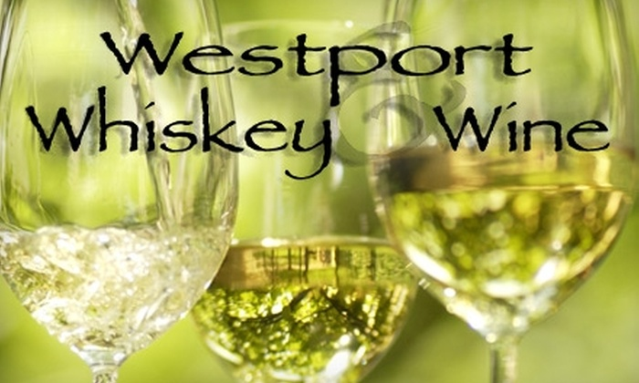 Westport Whiskey & Wine - East Louisville: $10 for $25 Toward Any Tasting Events at Westport Whiskey & Wine