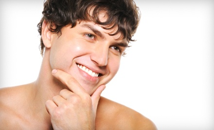 Executive Hot-Lather Men's Shave (a $40 value) - The Boulevard Salon & Spa in White Marsh