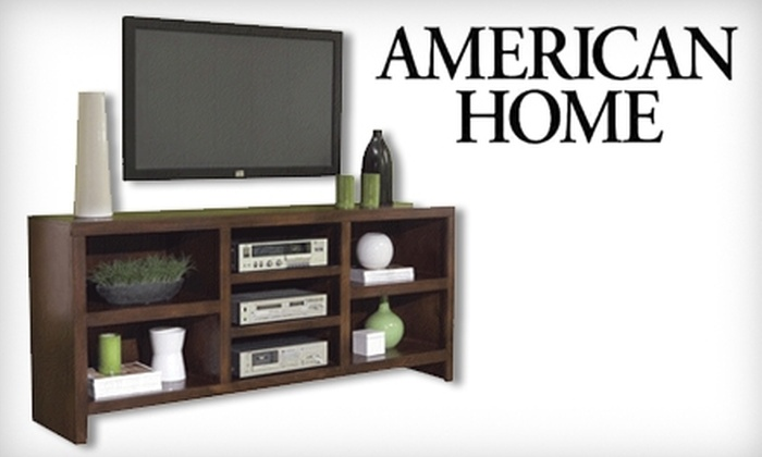 American Home - Multiple Locations: $25 for $100 Toward Furniture at American Home