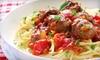 Up to 60% Off at Nino's Italian Restaurant