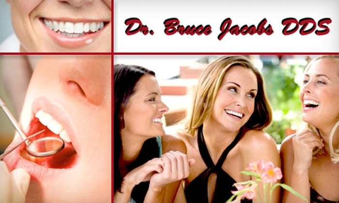 Bruce Jacobs, DDS - Hallandale Beach: $39 for a Dental Cleaning, X-rays, and Exam from Bruce Jacobs, DDS ($190 Value)