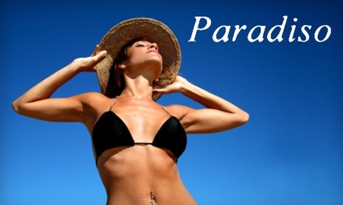 Paradiso Spa - Redondo Beach: $19 for a Custom Spray Tan at Paradiso Spa in Redondo Beach ($40 Value)