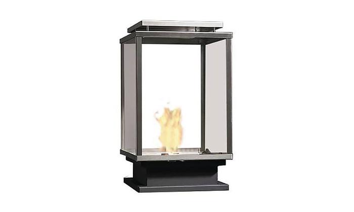 jusqu 39 57 lanterne au bio thanol groupon. Black Bedroom Furniture Sets. Home Design Ideas