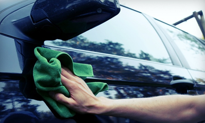 Image Car Detailing - Toronto (GTA): Basic, Medium, or Complete Mobile Detail from Image Car Detailing (Up to 61% Off)