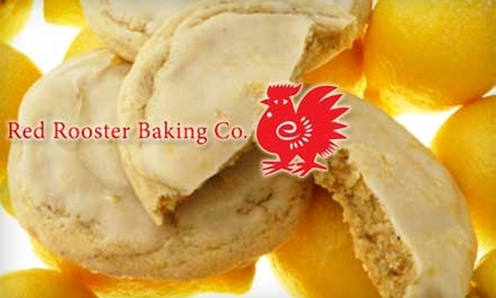 Red Rooster Baking Co - Guilford: $5 for $10 Worth of Cookies at Red Rooster Baking Co. in Guilford