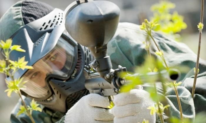 Operation Paintball - Hampshire: $24 for Open-Game Admission, Gear, and 100 Rounds at Operation Paintball in Hampshire ($48 Value)