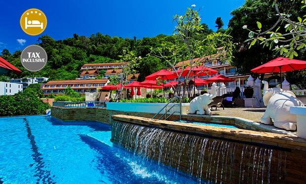 Phuket: 4* Aquamarine Resort 0