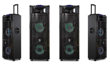 Sistema de sonido portátil Goclever Sound Club Hero