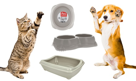 Litter Tray or Pet's Food Bowl