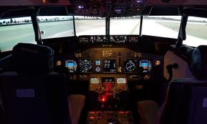 Pilot Flight Center GbR: 30 bis 90 Minuten Erlebnisflug im Boeing 737 Flugsimulator im Pilot Flight Center (bis zu 55% sparen*)