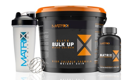 2.25kg (£26.99) or 4kg (£36.98) Protein Powder, 240 Creatine Tablets and Shaker With Free Delivery (Up to 81% Off)
