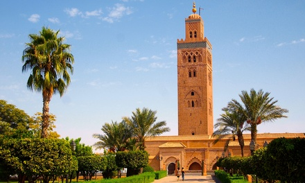 ✈ Marrakech: Up to 5Night 4* Stay at Diwane Hotel with Breakfast, Direct Return Flights and Optional Camel Tour*