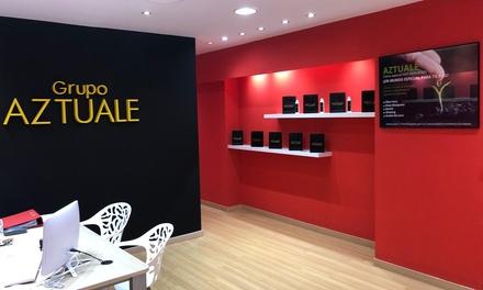 Bono anual de depilación láser en zona a elegir en Aztuale Marbella