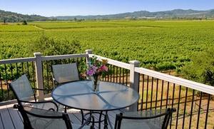 B&B amid California Vineyards