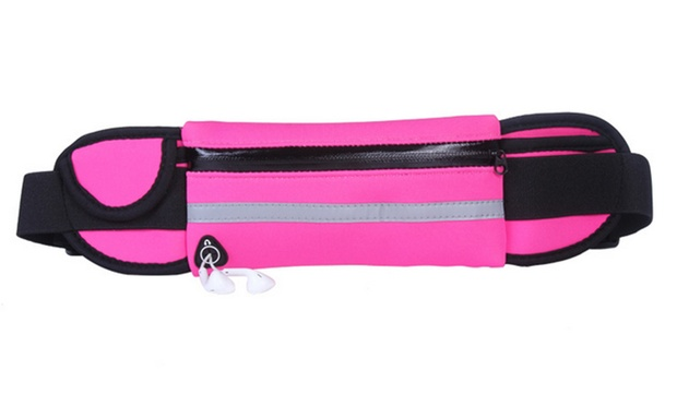 Universal Sport Waist Bag Phone Case for iPhone and Samsung: One ($9.95) or Two ($15.95)