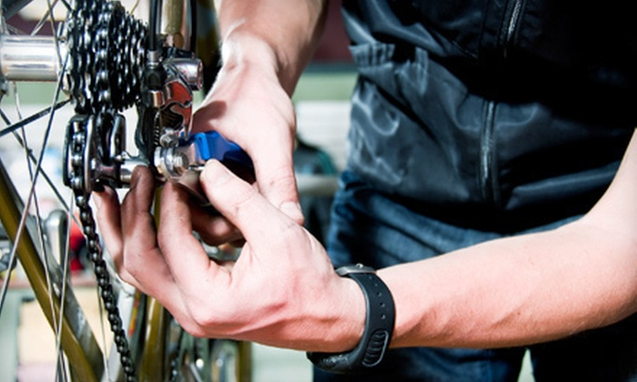 Cycle Bike Shop - South Loop: $35 for a Bike Tune-Up at Cycle Bike Shop ($75 Value)